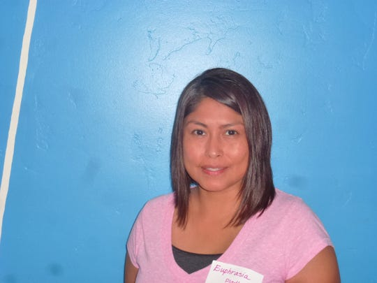 Euphrasia Platta is a proud member of the Mescalero Apache Tribe. She was born and raised on the Mescalero Apache Reservation and has lived there all her life. Platta has three children, but lost a son in November 2015. She is blessed with two grandchildren and a daughter-in-law from her late son. She enjoys spending time with my family, going to church and taking road trips.  Platta began her tenure with the Mescalero Apache Tribe in 1995. She started at the Tribal Store and later transferred to the Accounting Department with the Tribe.  In 2005, she began working for Inn of the Mountain Gods. While at IMG, she worked in the Financial Planning and Analysis department and was involved in investment relations and reporting to the Security and Exchange Commission. She later decided it was time  to complete a long put off goal -- obtaining a degree. In 2012, Platta went back to work for the Mescalero Apache Tribe in Tribal Finance as part of Special Revenue Department. In 2014, she graduated from New Mexico State University with a bachelor' degree in Business Administration and a minor in Marketing, Management, and Finance. In June 2016, I was selected as the Chief Financial Officer for the Mescalero Apache Tribe.