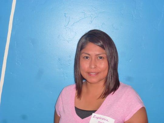 Euphrasia Platta is a proud member of the Mescalero