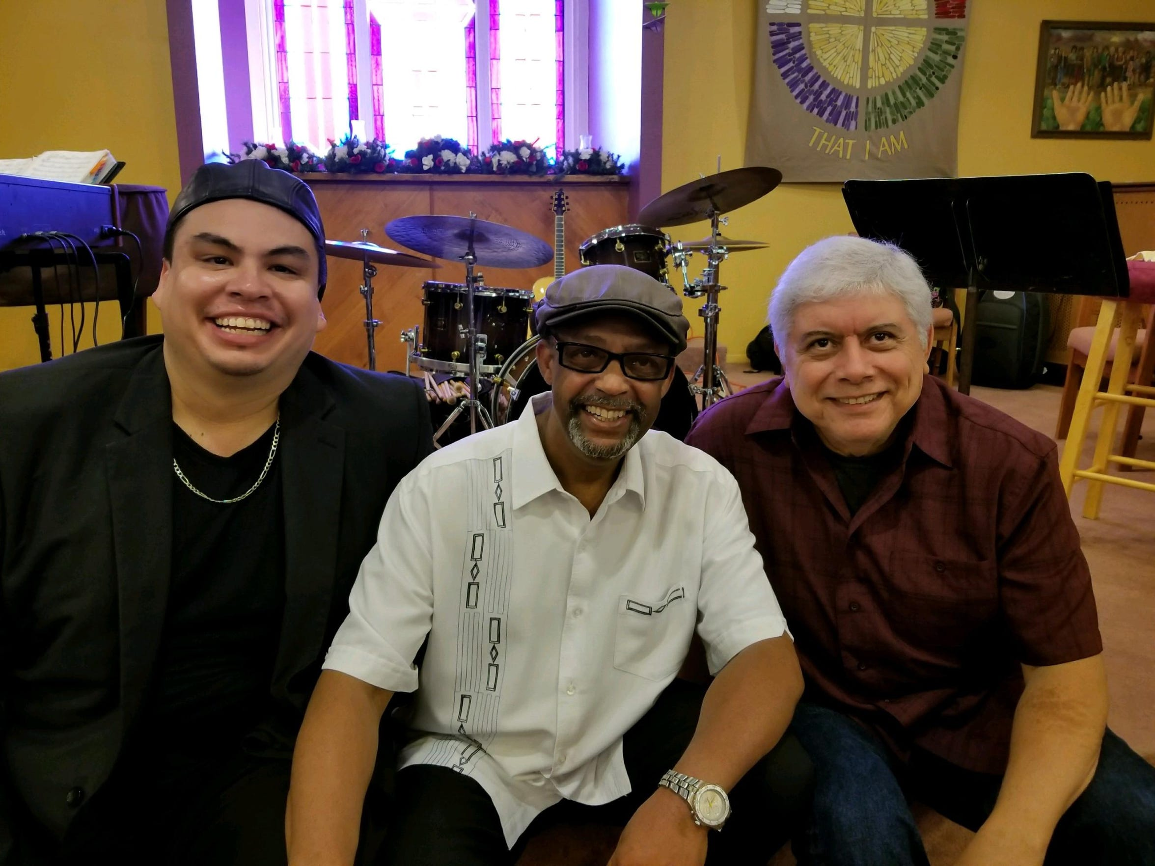 The Side Effect Organ Trio, featuring Dave Borrego on guitar, Allan Rodriguez playing the organ and Ricky Malichi on drums, will perform during the 17th annual Jazz Happening in Mesilla.