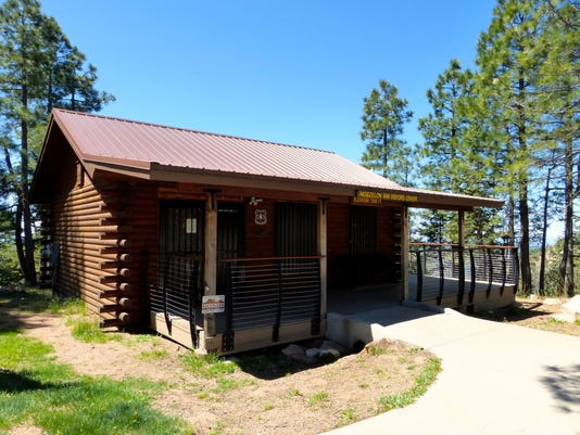 Mogollon Visitor Center