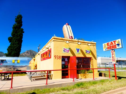 Best hot dogs in Arizona