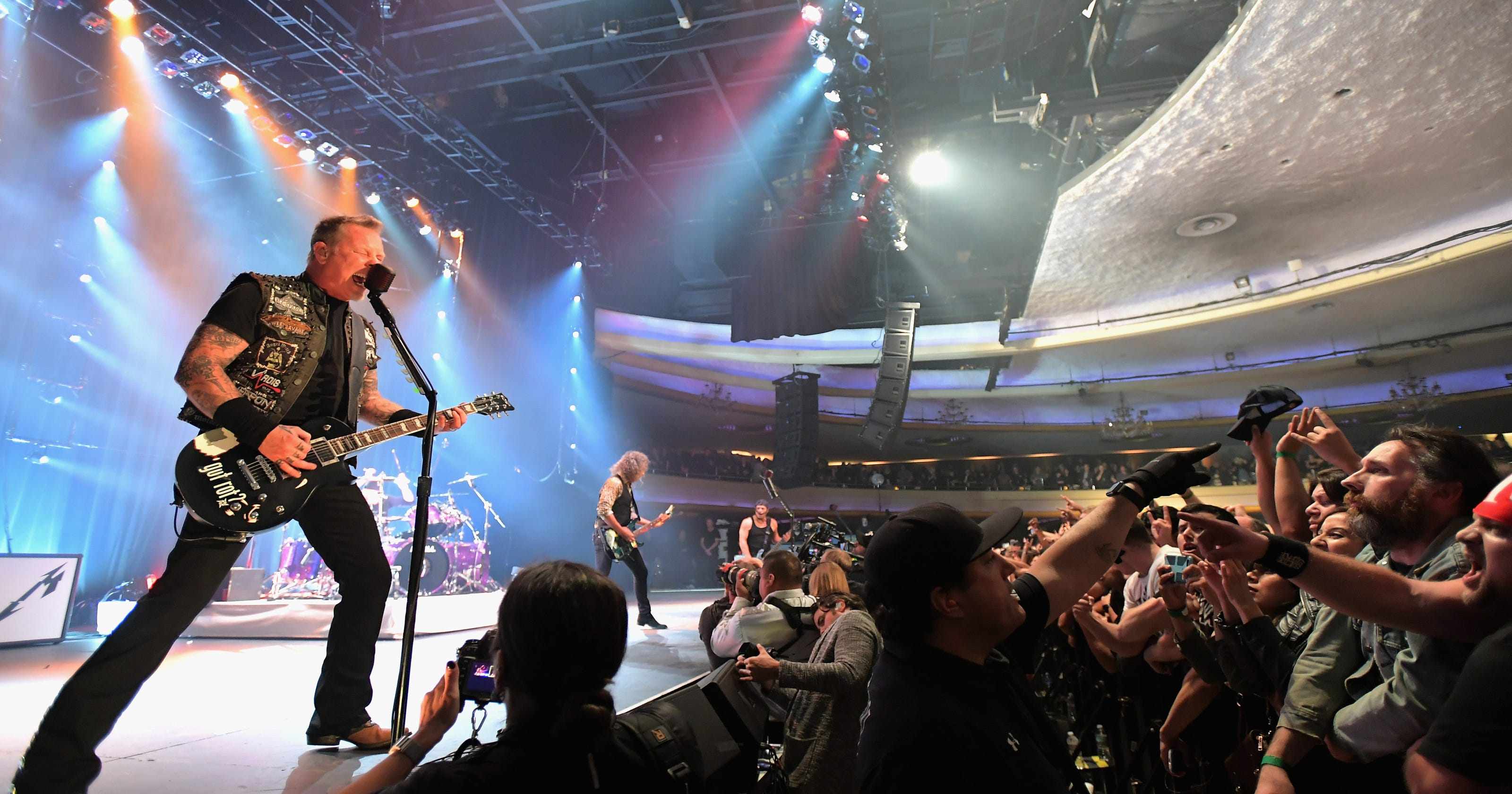 Metallica at MetLife: Everything you need to know