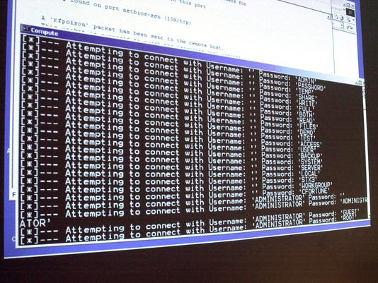 Mass hack affects almost 2 million Internet accounts