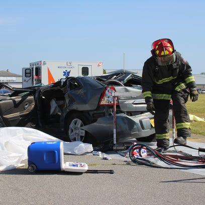 Presentation makes students aware of trauma-related