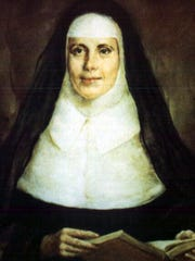 Mother Catherine McAuley, foundress of Sisters of Mercy.