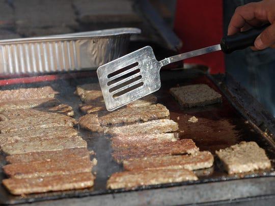Scrapple can be a love-it or loathe-it dish. In Delaware, the breakfast meat is held in high esteem.