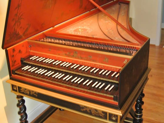 The harpsichord Alberto Busettini will be performing