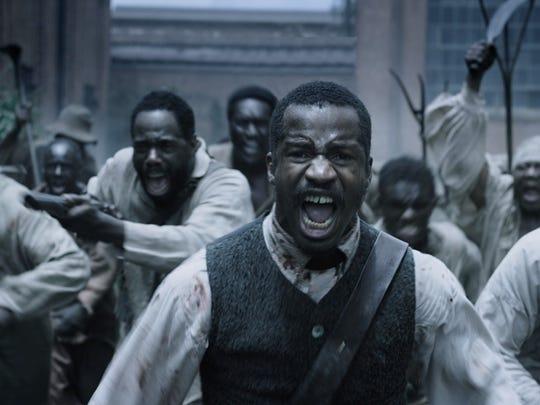 Nate Parker stars as slave rebel leader Nat Turner