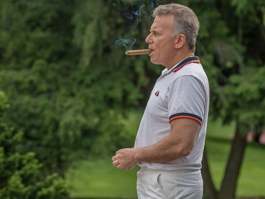 Paul Reiser is Getty, the president of a New Jersey country club in 'Red Oaks.' The show's third and final season is streaming on Amazon.