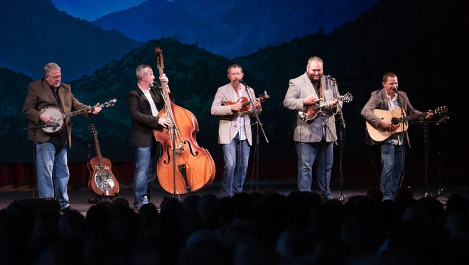 Balsam Range goes for its fourth IBMA entertainer of the year honor on Sept. 26, 2019.