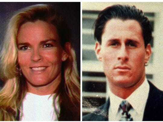 Nicole Brown Simpson and her friend Ronald Goldman were found slashed to death outside her condo.