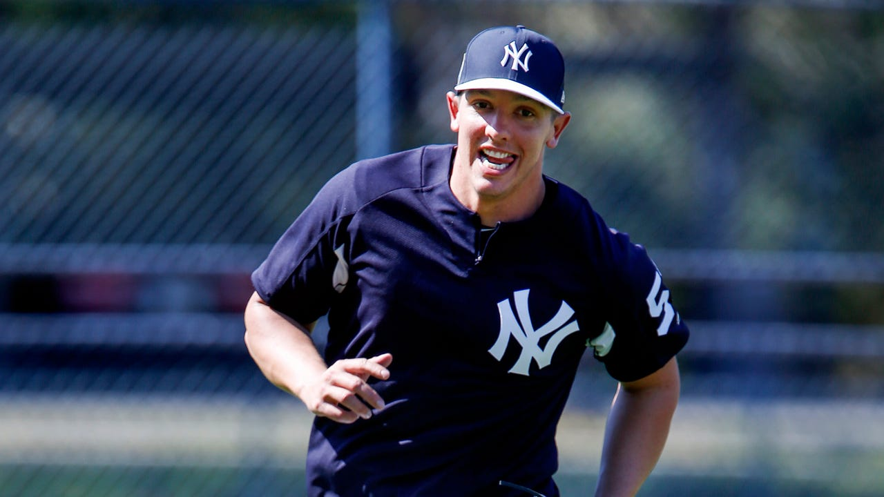 Aaron Boone says he's excited about the season ahead for Yankees starter Sonny Gray. Saturday, Feb. 17, 2018