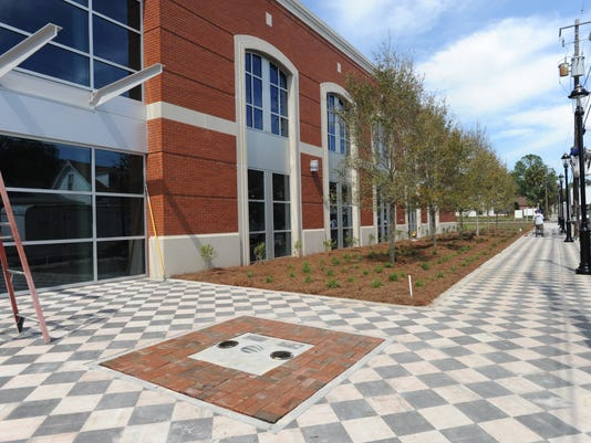 Pensacola Library update 2