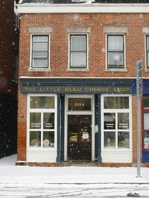 The Little Bleu Cheese Shop on South Avenue has an Artisan Cheese Club starting in January.