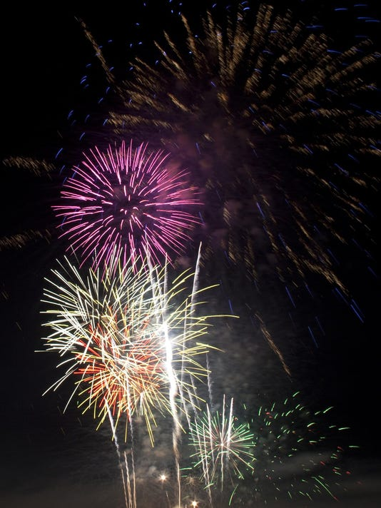 Granville Fireworks