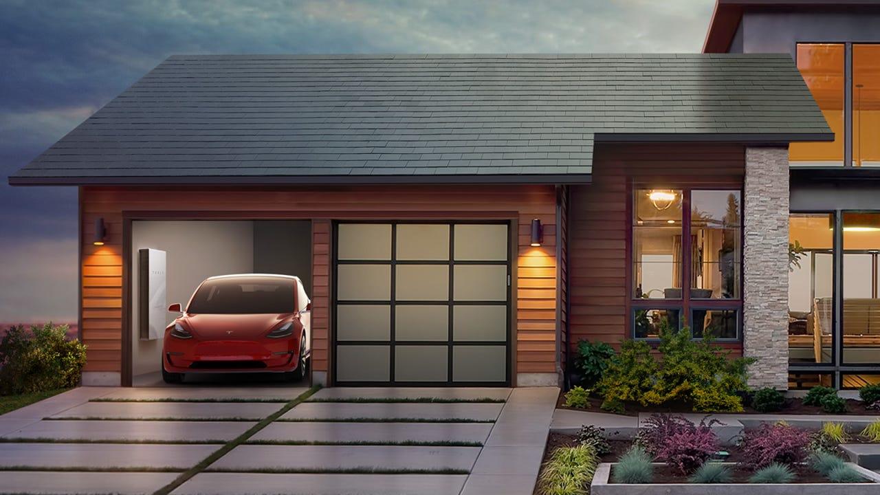 tesla solar roof tiles manufacturing sales set to launch. Black Bedroom Furniture Sets. Home Design Ideas