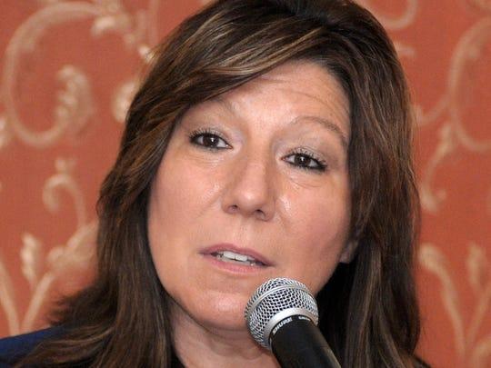 Incumbent state Sen. Sue Serino