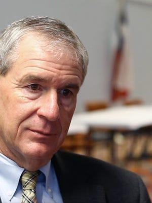Tom Green County Judge Steve Floyd