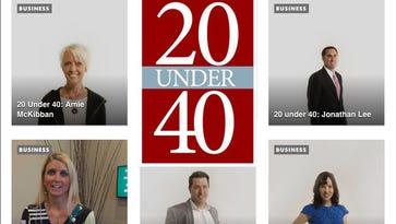 2018 EBJ and Courier & Press 20 Under 40 Nomination Form