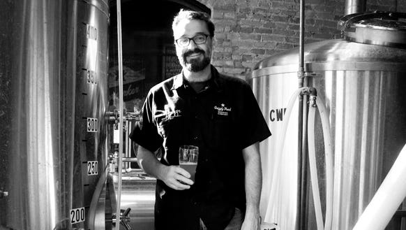 Grizzly Peak head brewer Duncan Williams has created