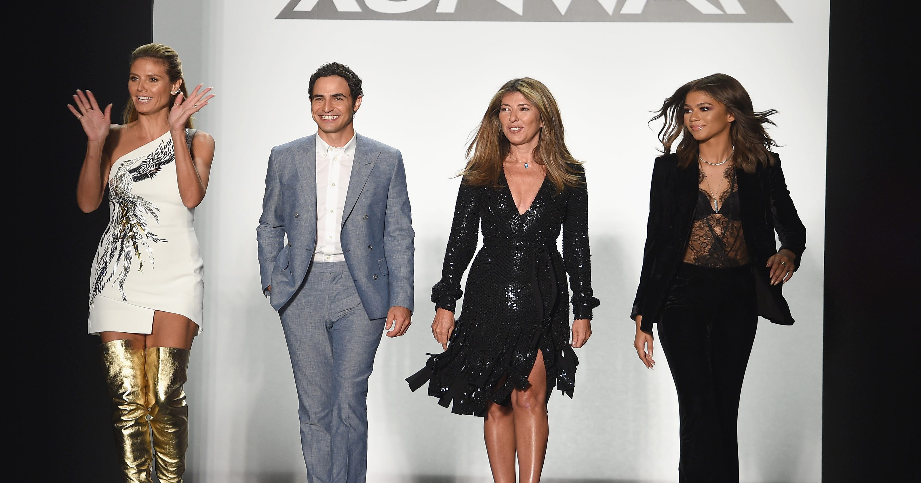 adbd005a2c1 J.C. Penney and  Project Runway  attempt to  make it work  with new  partnership