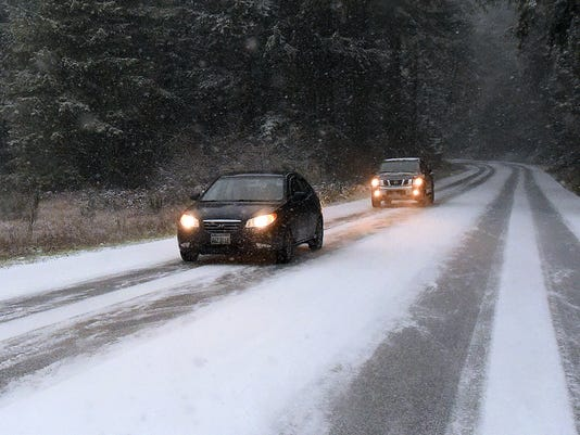 AP PACIFIC NORTHWEST SNOW A WEA USA WA