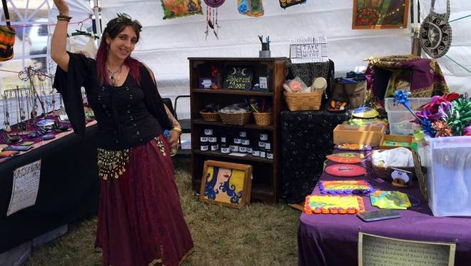 Ye Olde Ren Faire at Wingfield Park is from 10 a.m. to 5 p.m. Saturday and Sunday.