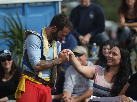 The  two-weekend Medieval Faire kicks off this Saturday
