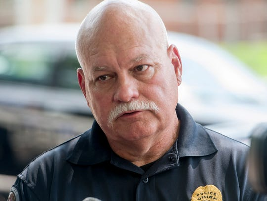 Prattville Police Chief Mark Thompson says people leaving their vehicles unlocked make the city an attractive target for thieves.