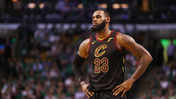 What talking heads will say about LeBron for every potential destination