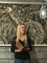 Katie Bickham at Get Litt on Dalzell.
