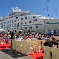 First look: Inside Windstar Cruises' new Star Breeze