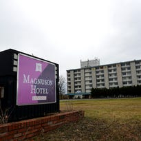 Between 50 to 70 people who are homeless and have been living at The Magnuson Hotel in south Lansing could be back on the streets soon, according to Mike Karl, founder of the Homeless Angels.