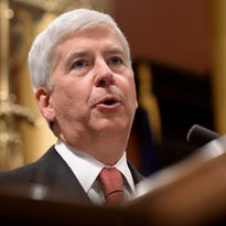 Highlights from Snyder's State of the State speech