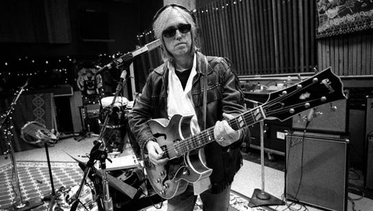 Tom Petty died late Monday at age 66.