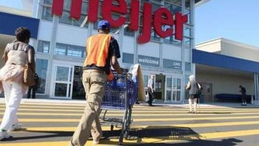 A teen used his cell phone to take photos of unsuspecting patrons in Meijer bathrooms in Grand Haven and Holland, officials say.
