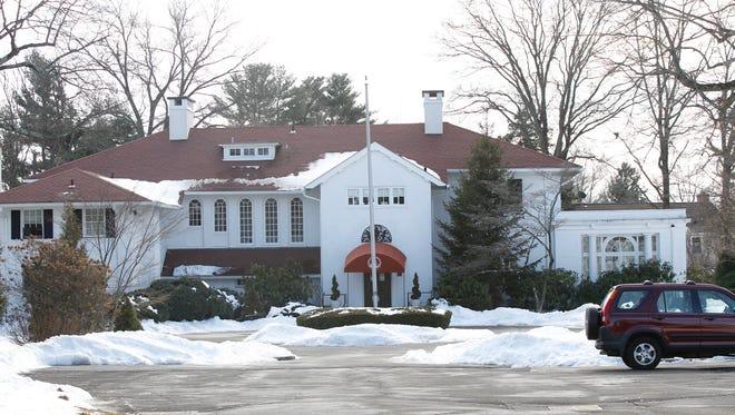 The Woman's Club of White Plains home at 305 Ridgeway