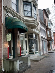 Grace Manor B&B at 258 West Market Street in York February 9, 2015 Paul Kuehnel - Daily Record/Sunday News