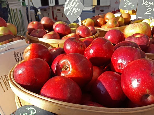 Iowa Orchard showcases the best apples of the season.