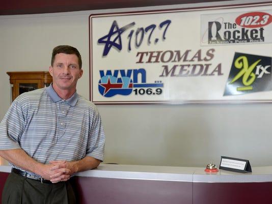 Managing Thomas Media