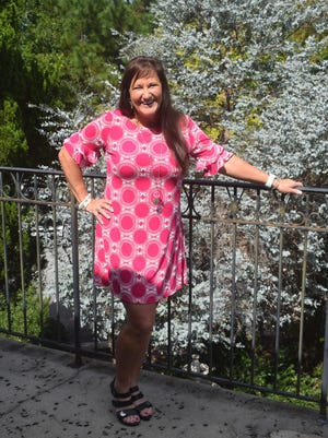 """Leigh Ann Keels said she found her faith strengthened through her experience fighting breast cancer. """"I'd lay awake and listen to my playlist with songs of comfort and songs of healing,"""" she said."""
