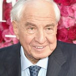 Actor/director/writer/producer Garry Marshall, seen here in April 2016, died July 19 from complications of pneumonia following a stroke at a hospital in Burbank, Calif.