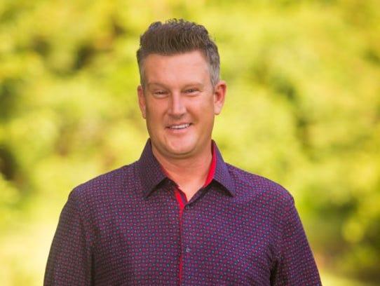Matt Keller, the lead pastor at Next Level Church