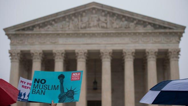 Supreme Court on April 25, 2018