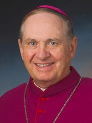 Des Moines Bishop Richard Pates