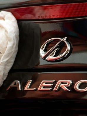 Oldsmobile Alero logo