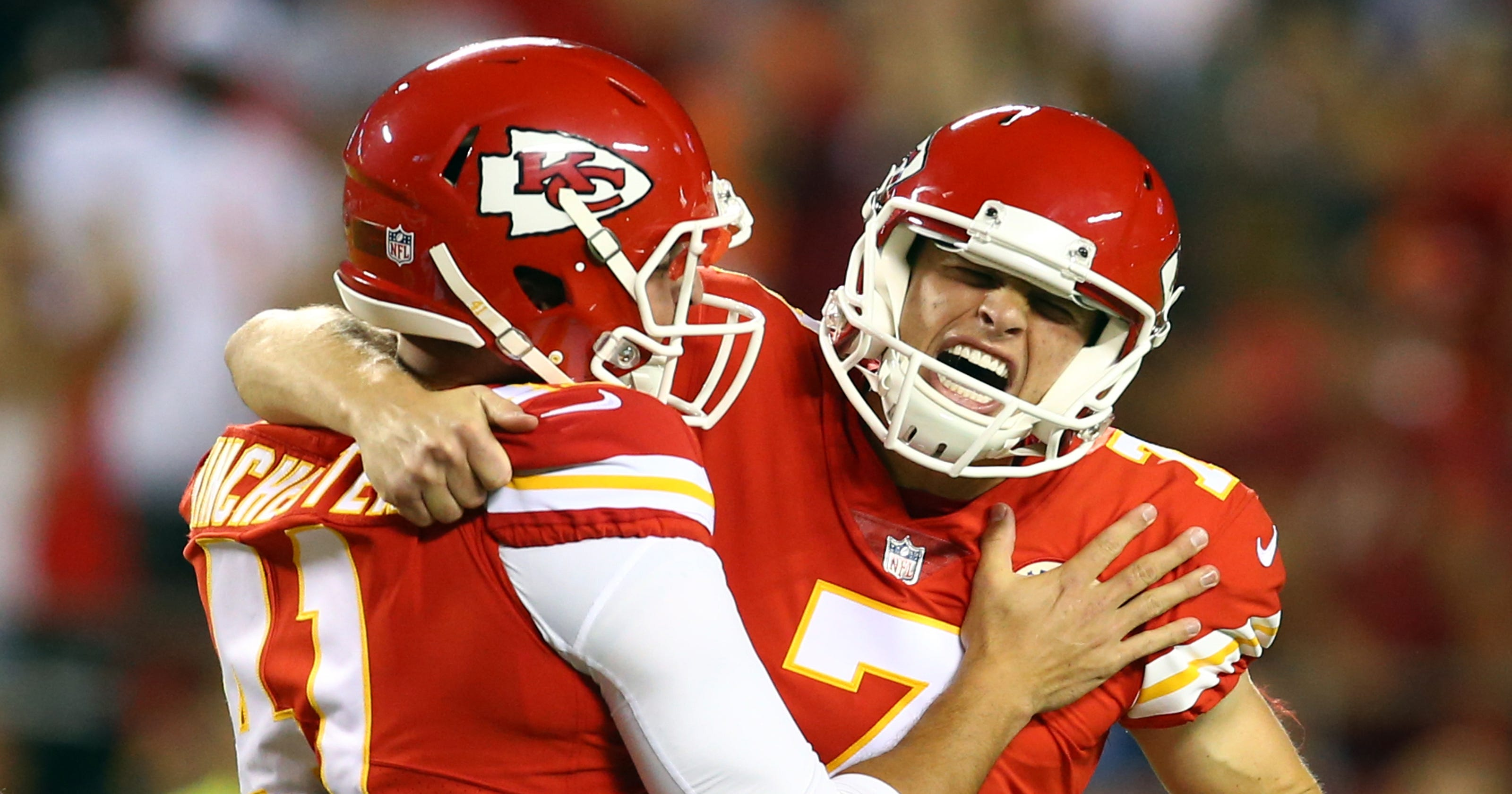 Harrison Butker nails game-winner for Chiefs after learning from miss e0a3126ab