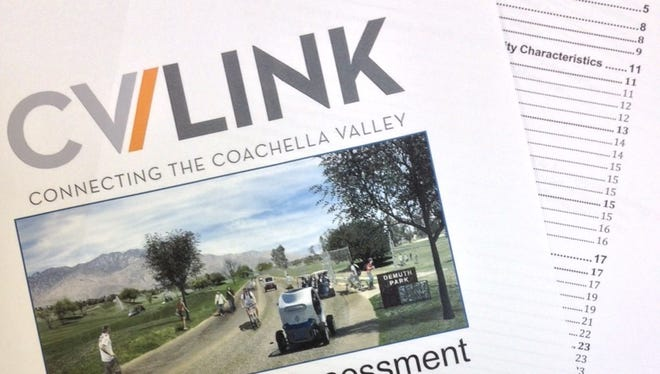 Should CV Link be placed before voters in each of the Coachella Valley's cities?