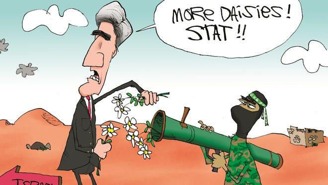 Kerry's Diplomacy.