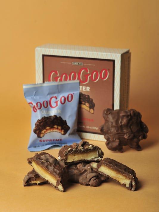 Goo Goo Cluster store headed for downtown Nashville
